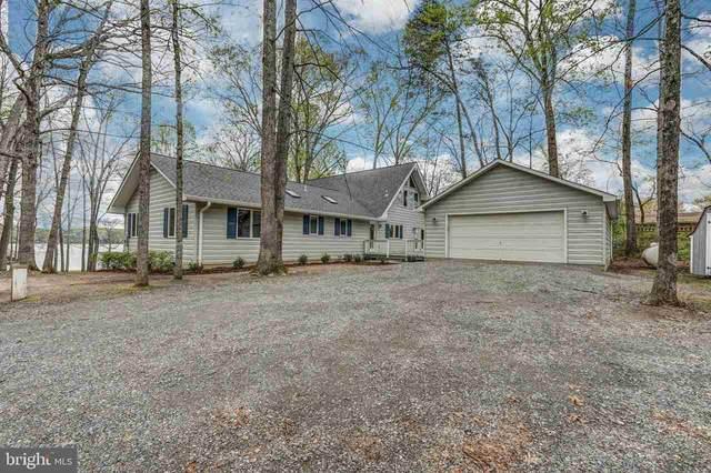 5250 Kentucky Springs Rd, MINERAL, VA 23117 (MLS #602331) :: Real Estate III