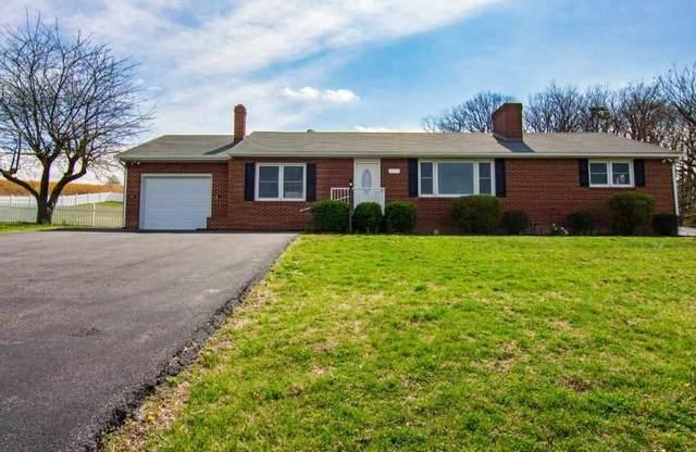 15415 S East Side Hwy, GROTTOES, VA 24441 (MLS #602388) :: Real Estate III