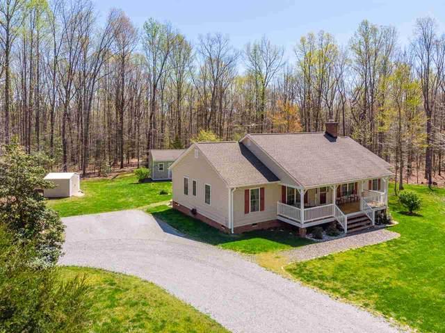 287 Geri Ln, LOUISA, VA 23093 (MLS #602397) :: Jamie White Real Estate