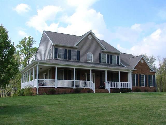 8222 Sperryville Pike, CULPEPER, VA 22701 (MLS #602410) :: Jamie White Real Estate