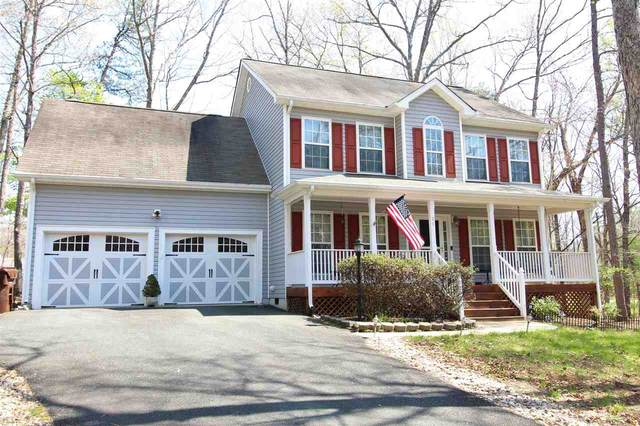 99 Jefferson Dr, Palmyra, VA 22963 (MLS #602443) :: Jamie White Real Estate