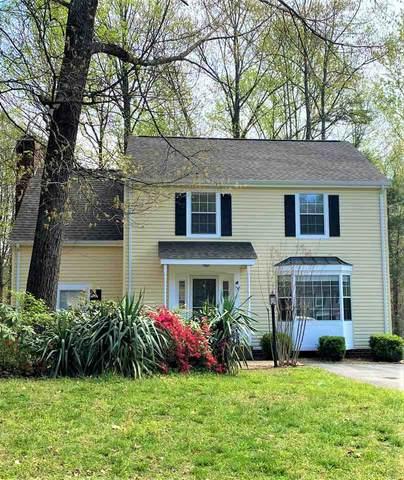 1835 Steeplechase Run, CHARLOTTESVILLE, VA 22901 (MLS #602467) :: Real Estate III