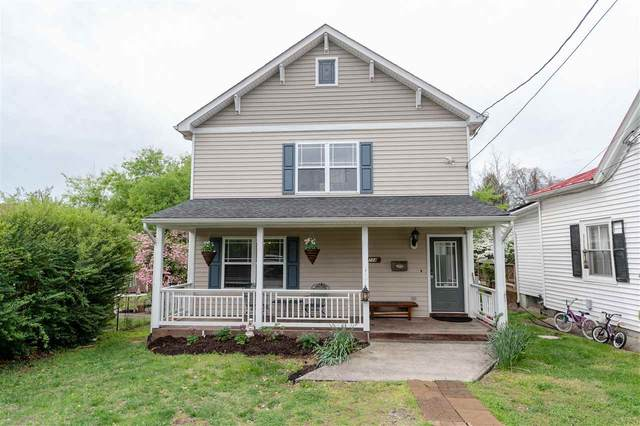 724 West St, CHARLOTTESVILLE, VA 22903 (MLS #602478) :: Jamie White Real Estate