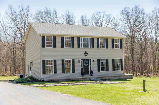 96 Wakehaven Ln, Crimora, VA 24431 (MLS #602488) :: Jamie White Real Estate