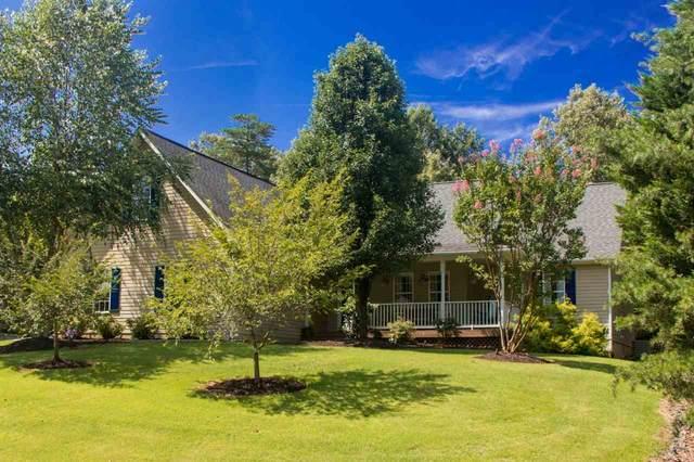 16 Begum Rd, Palmyra, VA 22963 (MLS #602490) :: Jamie White Real Estate