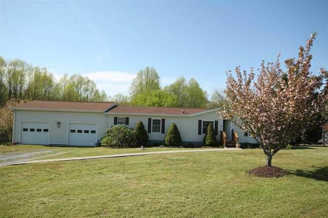 209 Social Hall Rd, New Canton, VA 23123 (MLS #602499) :: Jamie White Real Estate