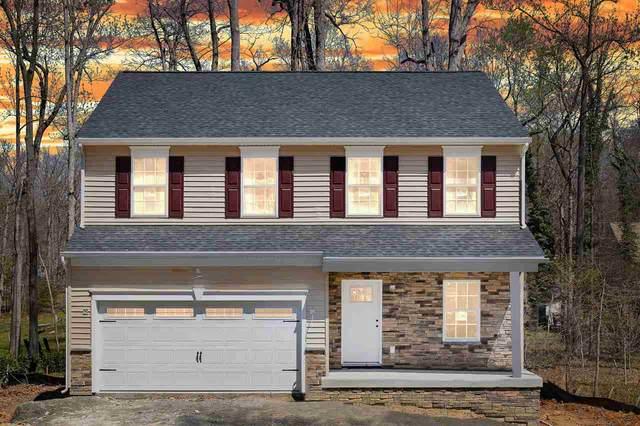 107 Independence St, LOCUST GROVE, VA 22508 (MLS #602602) :: KK Homes