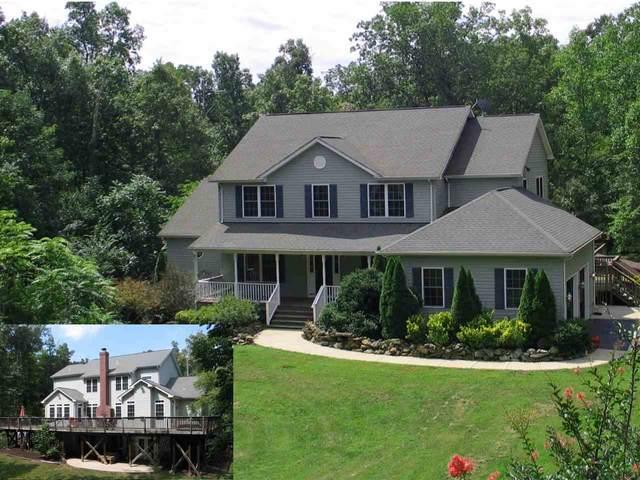 20523 Old Mill Rd, CULPEPER, VA 22701 (MLS #602613) :: Jamie White Real Estate