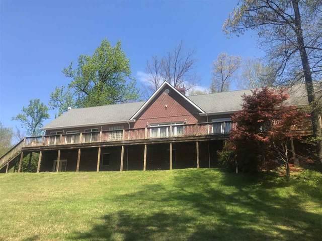 338 Battery Hill Ln, Tyro, VA 22976 (MLS #602657) :: Real Estate III