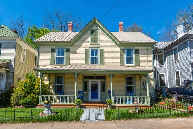 206 N Madison St, STAUNTON, VA 24401 (MLS #602683) :: Jamie White Real Estate