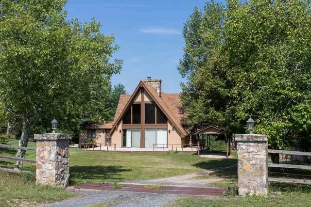 54 Allen Creek Ln, Goshen, VA 24439 (MLS #602698) :: KK Homes