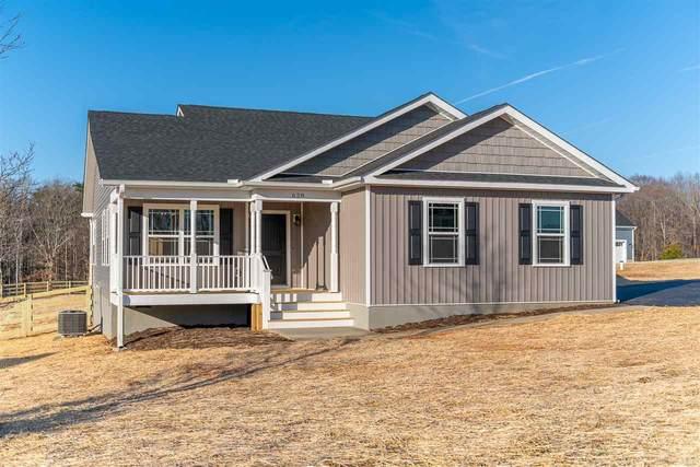 3 Zion Manor Rd, GORDONSVILLE, VA 22942 (MLS #602888) :: Real Estate III