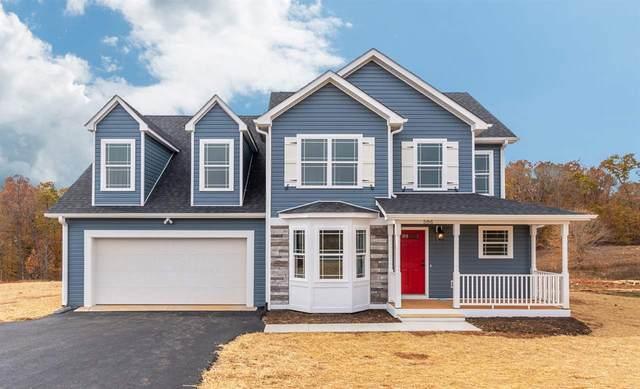 5 Zion Manor Rd, GORDONSVILLE, VA 22942 (MLS #602889) :: Real Estate III