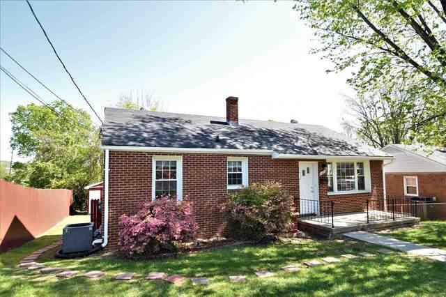 1030 Martin St, CHARLOTTESVILLE, VA 22901 (MLS #602996) :: Jamie White Real Estate