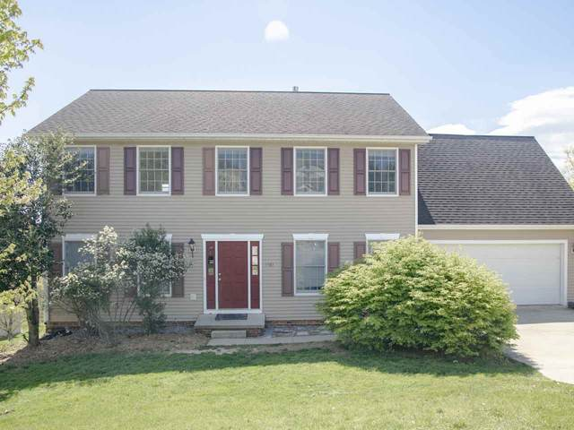 1561 Gilmer Cir, HARRISONBURG, VA 22801 (MLS #603015) :: KK Homes