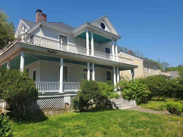 550 Valley St, SCOTTSVILLE, VA 24590 (MLS #603277) :: Jamie White Real Estate