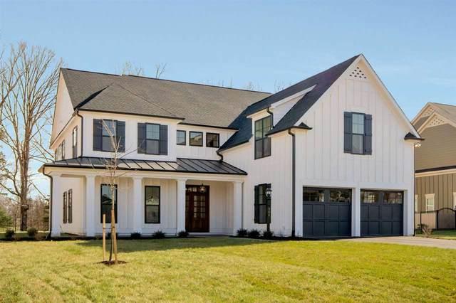 418 Pecos Ct B, Crozet, VA 22932 (MLS #603332) :: Real Estate III
