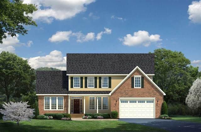 LOT 170 Oakmont Dr Lot 170, LOUISA, VA 22942 (MLS #603492) :: KK Homes