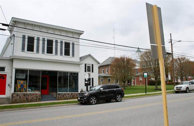 127 W Main St, Monterey, VA 24465 (MLS #603509) :: Jamie White Real Estate
