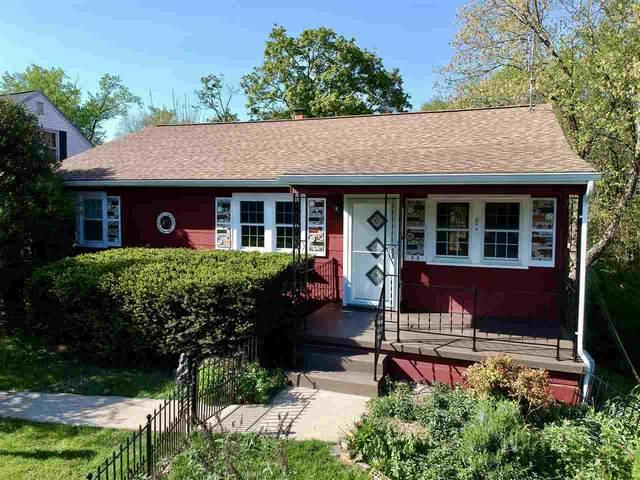 33 Monument Ave, HARRISONBURG, VA 22801 (MLS #603519) :: Jamie White Real Estate
