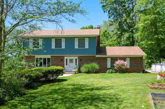 61 Spring Hill Ln, Lovingston, VA 22949 (MLS #603543) :: Real Estate III