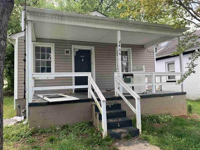 406 10 1/2 ST, CHARLOTTESVILLE, VA 22903 (MLS #603666) :: Jamie White Real Estate