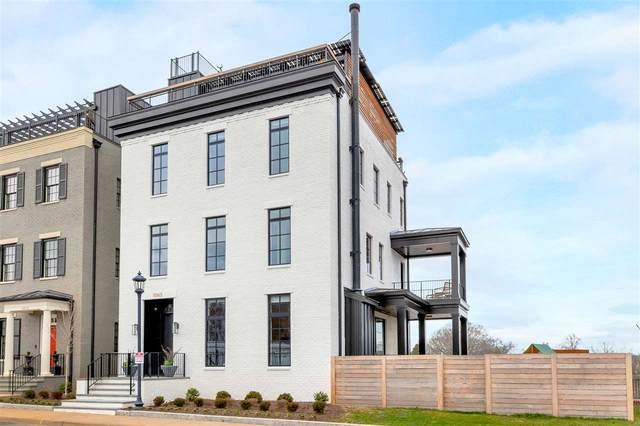1065 E Water Street, CHARLOTTESVILLE, VA 22902 (MLS #603708) :: Jamie White Real Estate