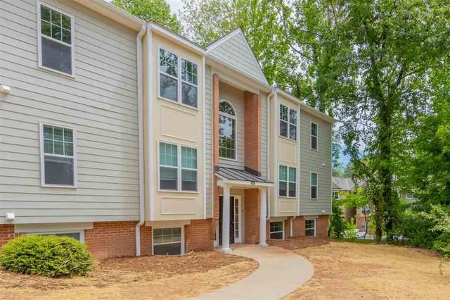 1213 Villa Ln B, CHARLOTTESVILLE, VA 22903 (MLS #603787) :: Jamie White Real Estate