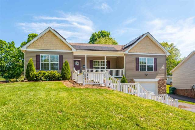 1941 Mt Vernon St, WAYNESBORO, VA 22980 (MLS #603790) :: KK Homes