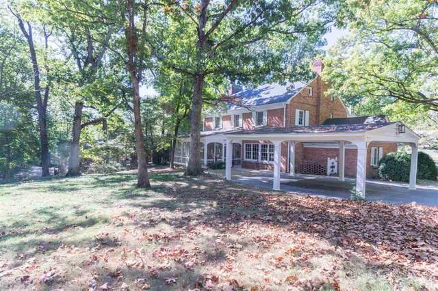 55 Woodland Dr, STAUNTON, VA 24401 (MLS #603935) :: Jamie White Real Estate