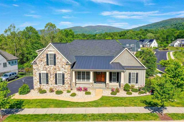6580 Welbourne Ln, Crozet, VA 22932 (MLS #603937) :: Jamie White Real Estate