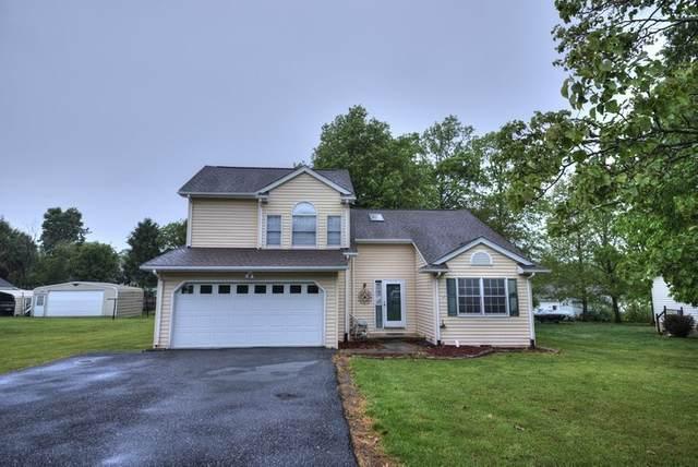 373 Cooper Dr, Stuarts Draft, VA 24477 (MLS #603975) :: KK Homes