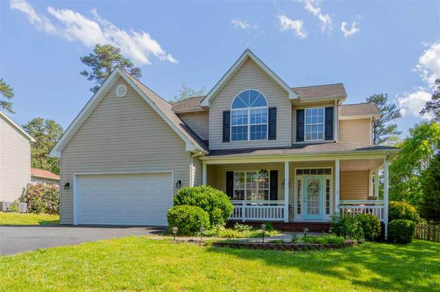 459 Jefferson Dr, Palmyra, VA 22963 (MLS #603979) :: Jamie White Real Estate