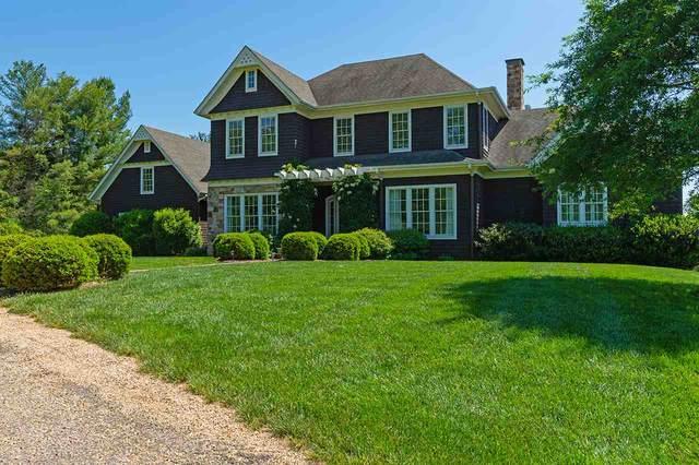 1878 Catlin Rd, CHARLOTTESVILLE, VA 22901 (MLS #603999) :: Real Estate III