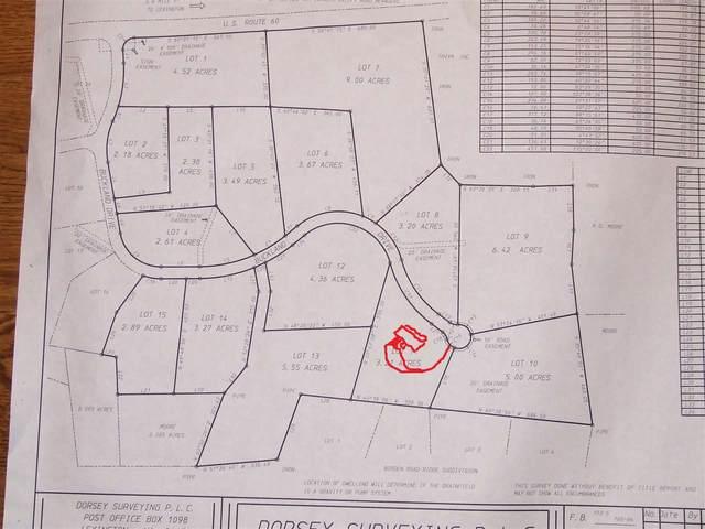 TBD Buckland Dr #11, LEXINGTON, VA 24450 (MLS #604005) :: KK Homes
