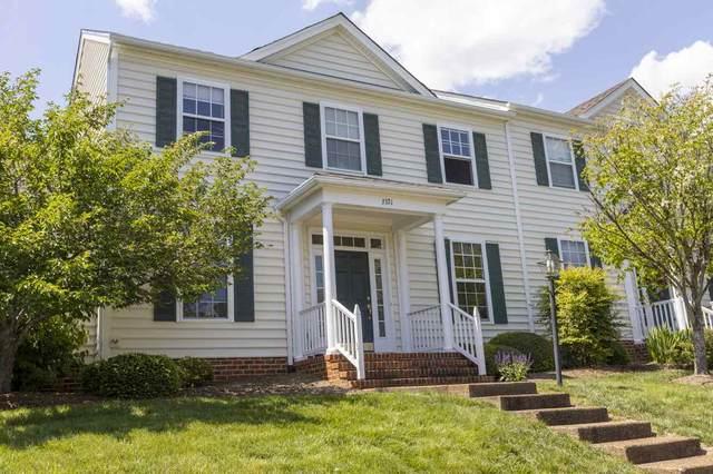 3321 Turnberry Cir, CHARLOTTESVILLE, VA 22911 (MLS #604027) :: Jamie White Real Estate