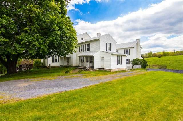 34 Burketown Rd, Weyers Cave, VA 24486 (MLS #604084) :: KK Homes