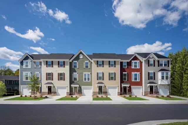 814B Elm Tree Ct, CHARLOTTESVILLE, VA 22911 (MLS #604100) :: Jamie White Real Estate