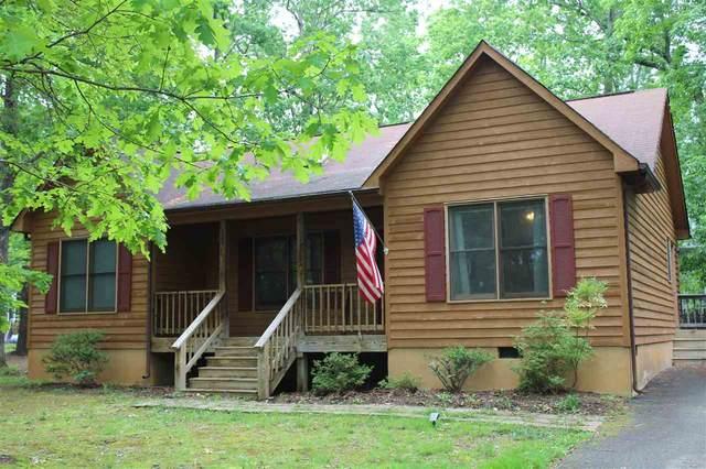 142 Jefferson Dr, Palmyra, VA 22963 (MLS #604128) :: Jamie White Real Estate