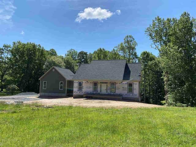 3829 Pritchett Ln, CHARLOTTESVILLE, VA 22911 (MLS #604150) :: Jamie White Real Estate