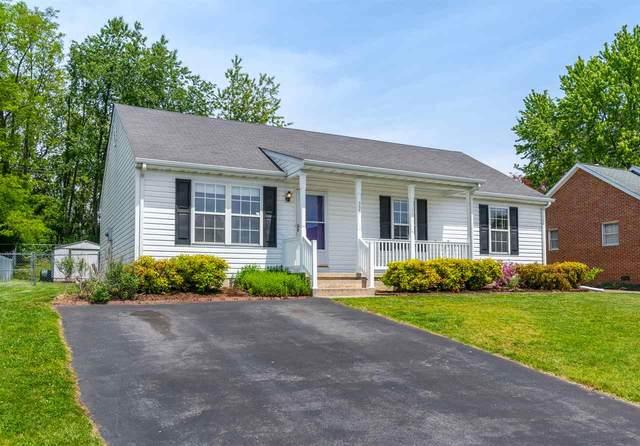 537 Edwardian Ln, WAYNESBORO, VA 22980 (MLS #604153) :: KK Homes
