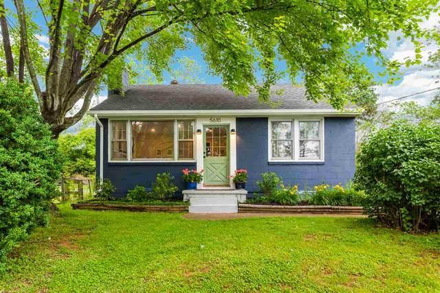 5610 Three Notch'd Rd, Crozet, VA 22932 (MLS #604163) :: Jamie White Real Estate