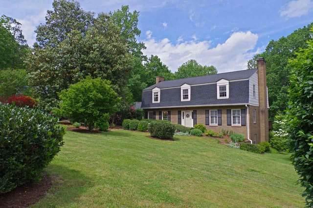 953 Tanglewood Rd, CHARLOTTESVILLE, VA 22901 (MLS #604166) :: Real Estate III