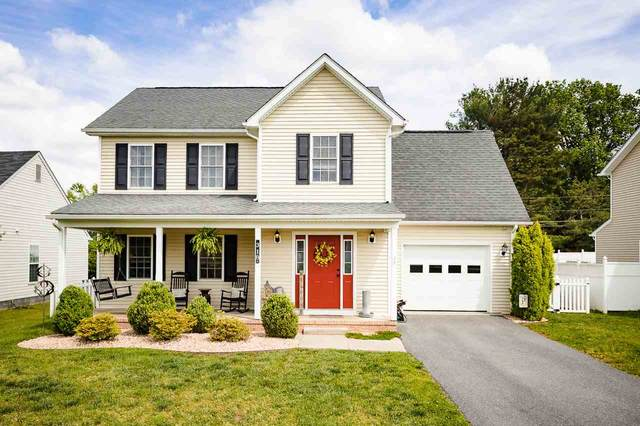 318 Taylor St, WAYNESBORO, VA 22980 (MLS #604173) :: KK Homes