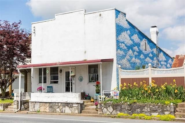 313 S Main St, Mount Crawford, VA 22841 (MLS #604181) :: KK Homes