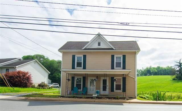 233 N Main St, Timberville, VA 22853 (MLS #604191) :: KK Homes