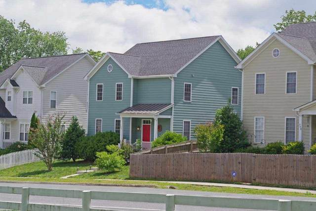 743 Country Green Rd, CHARLOTTESVILLE, VA 22903 (MLS #604192) :: Real Estate III