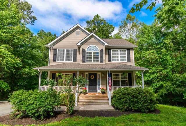 772 Jefferson Dr, Palmyra, VA 22963 (MLS #604194) :: Jamie White Real Estate