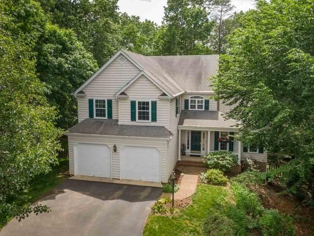 2803 Stratford Glen Way, CHARLOTTESVILLE, VA 22911 (MLS #604205) :: Jamie White Real Estate