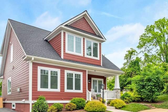 108 Somesso Ct, CHARLOTTESVILLE, VA 22902 (MLS #604214) :: Jamie White Real Estate
